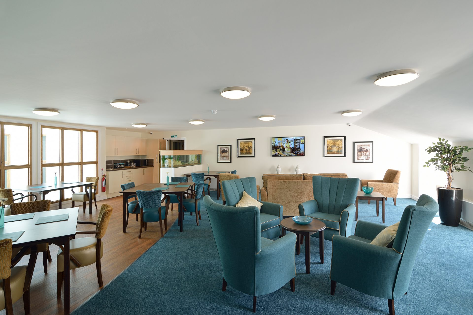 The Laurels Nursing Home. New extension