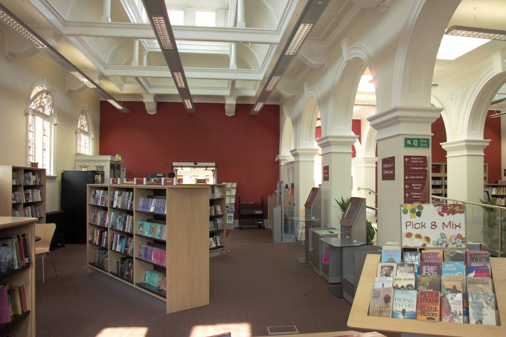 Forest Hill Library